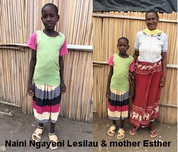 Naini Ngayeni Lesilau