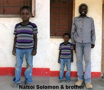 Naisoi Solomon