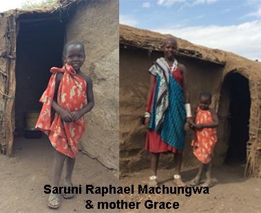Saruni Raphael Machungwa